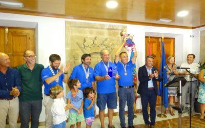 El equipo Campeón del Mundo de pesca recoge sus medallas y prepara la prueba del 2017