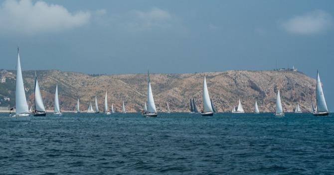 Ya son 70 las embarcaciones inscritas en el II Encuentro Bahía de Jávea