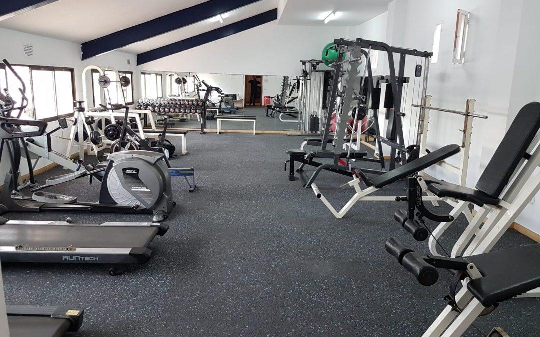Reserva hora para el gimnasio del Club Náutico Jávea