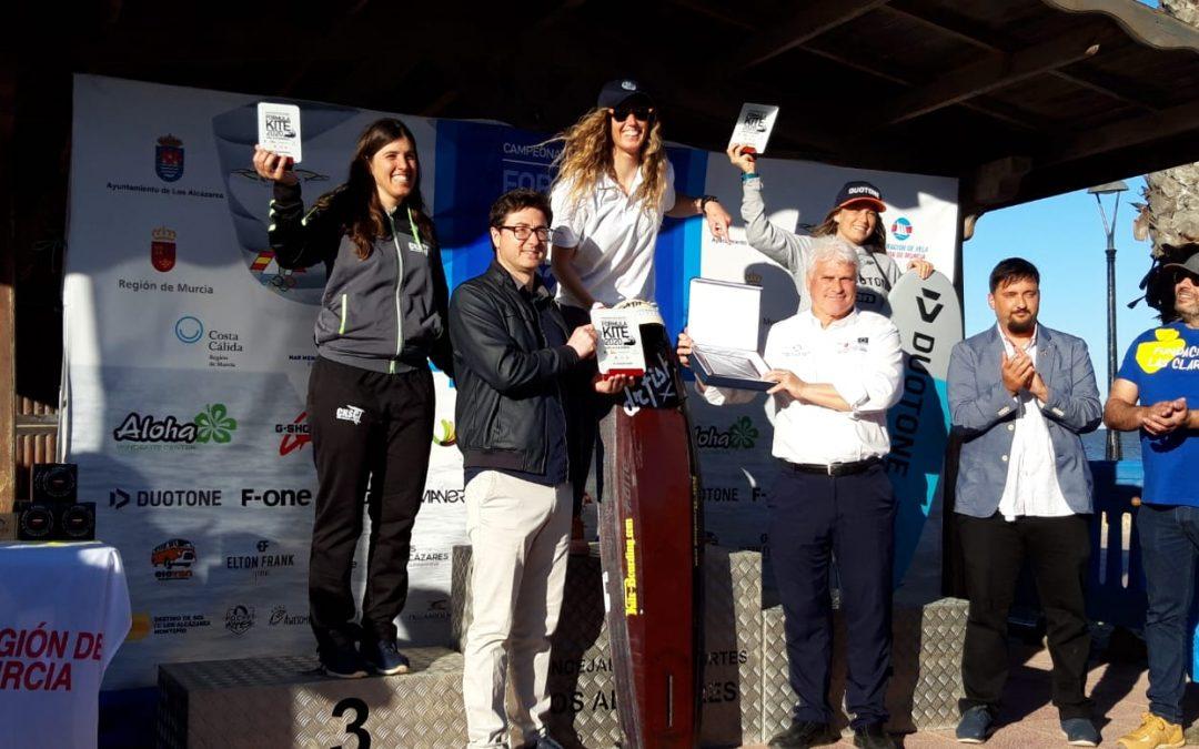 2020: Dos campeonatos de España para los deportistas del Club Náutico de Jávea