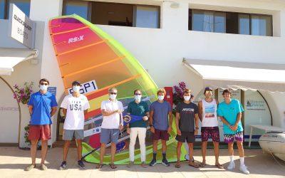 El Club Naútico Jávea desea los mejores resultados a los regatistas olímpicos de Windsurf