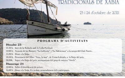 El Club Náutico Jávea colabora en la XIV Trobada de Barques Tradicionals de Xàbia